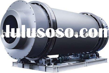China Henan professional 3-cylinder rotary dryers