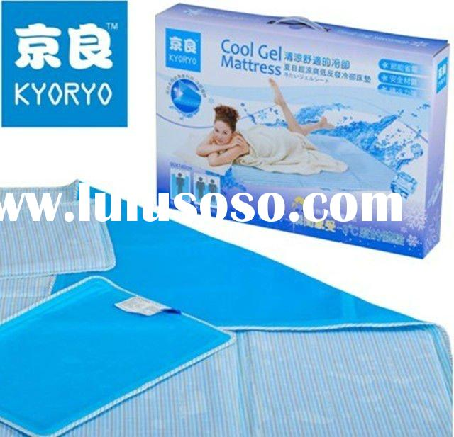 amzing cool gel mat cooling gel mattress pads for sale