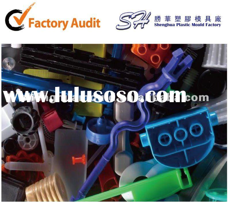 Various Injection Moulded Plastic Parts