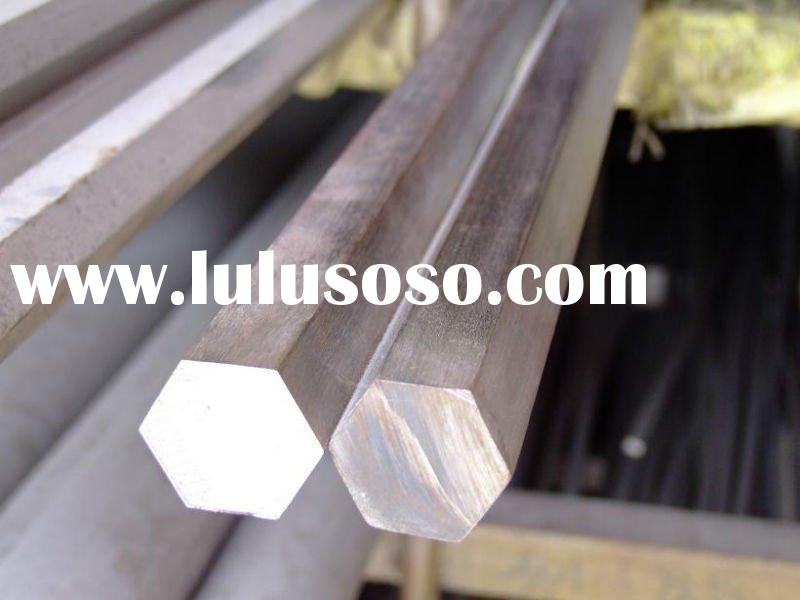 304L hot rolled cold draw stainless steel hexagonal bar