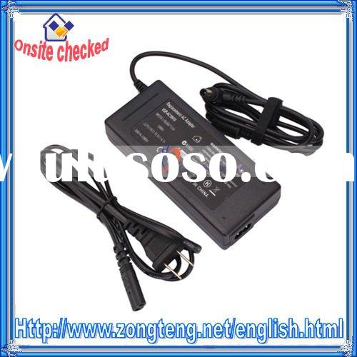 Hot !! Black Laptop Power Adapter for Sony 19.5V 4.7A 90W (VGP-AC19V19 VGP-AC19V25 AC19V10)