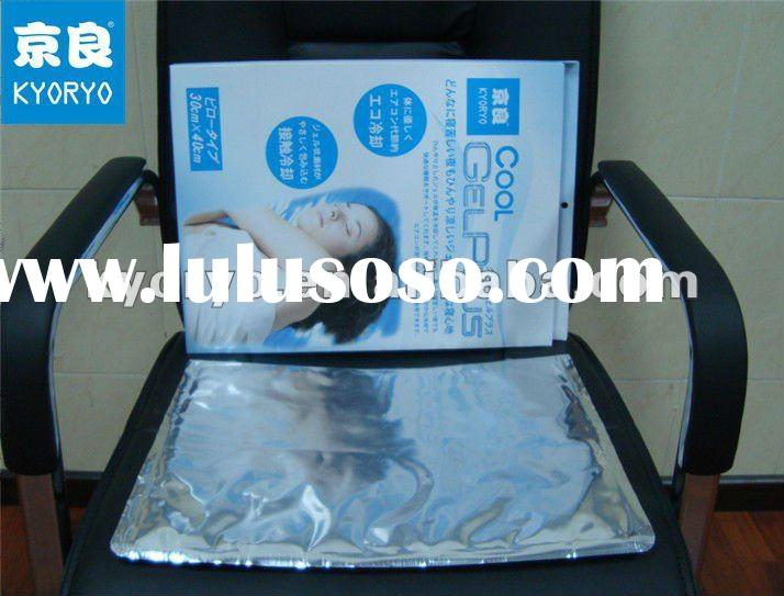 cooling Pillow cover / with Aluminum foil cloth for super cooling