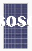 120W Poly Solar Panel for outdoor application