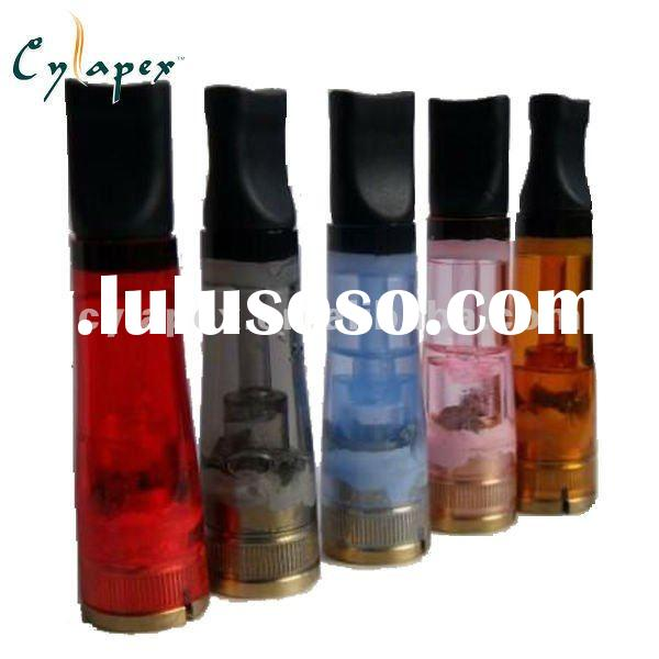 2012 Newest designed top quality ego-t clearomizer fit on all ego series no leaking, color customize