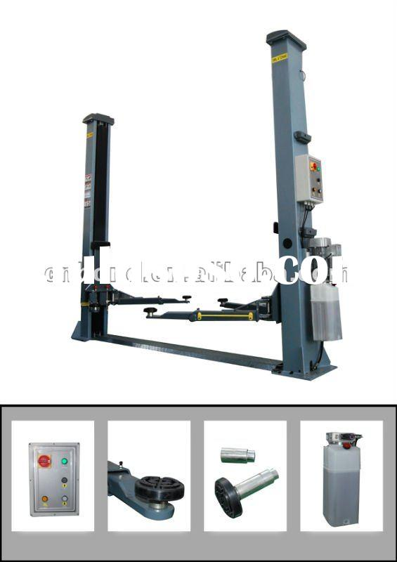 BD-CL232S Electrical Release Two Post Hydraulic Car Lift