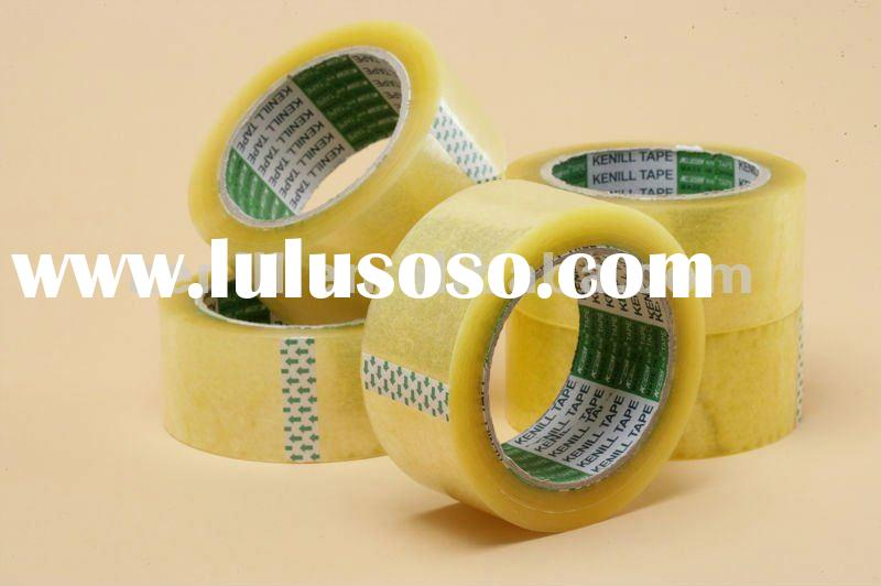 BOPP Adhesive tape for carton sealing or steady goods