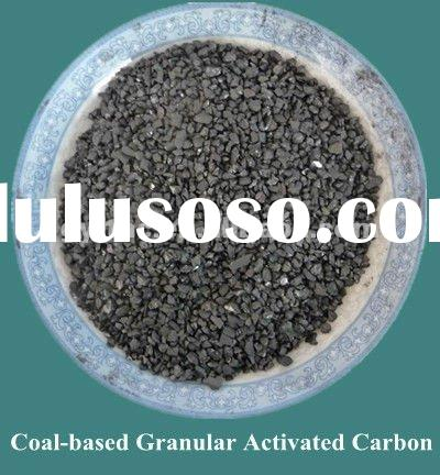 CY brand granular activated carbon for gas disposal