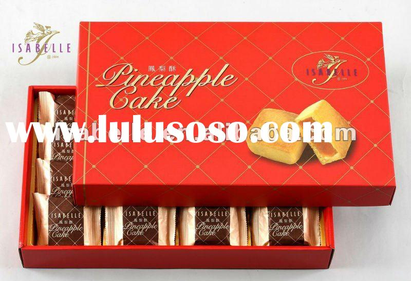 Pineapple Cake (Gift Set)