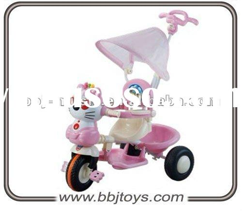 lovely baby tricycle