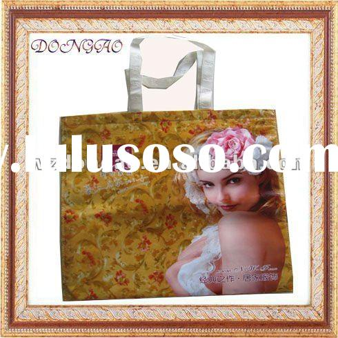 new style non woven bag without sewing