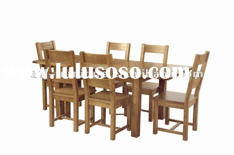 solid wood dining sets