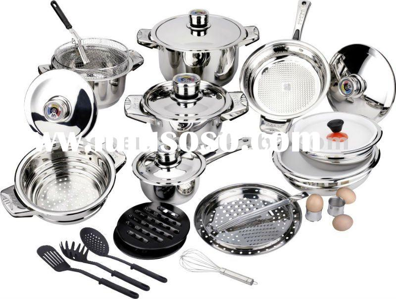 29 Pcs stainless steel Cookware Set (PSC-1003)