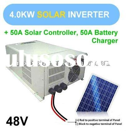 4000w Pure Sine Wave SOLAR Inverter-Charger 48V Output 220V 230V 240V