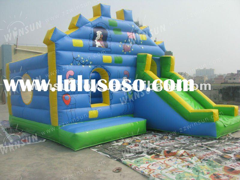 2012 High Quality Inflatable Bouncer For Child