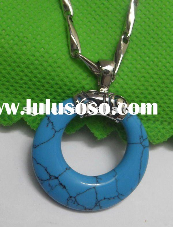 2012 fashion stainless steel pendant jewelry