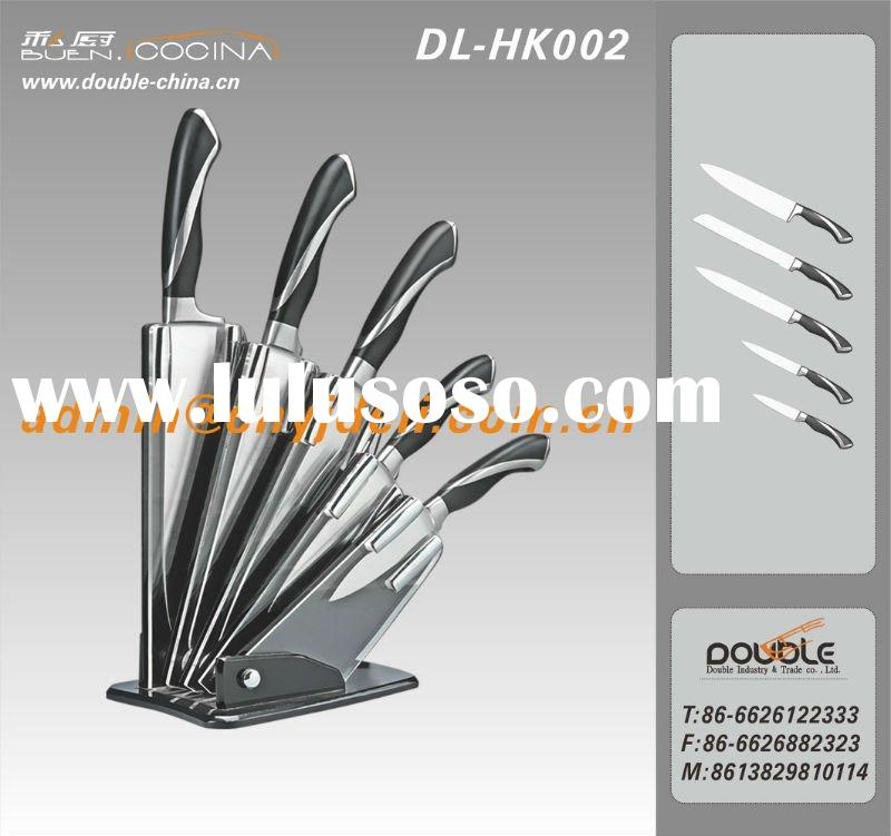 6 pcs kitchen knife set