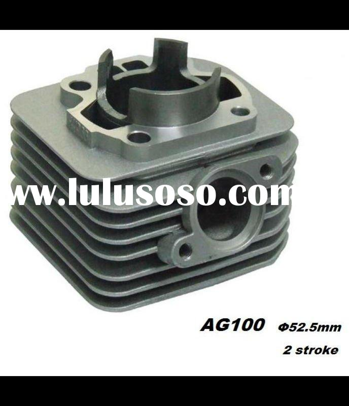 Motorcycle cylinder for AG100