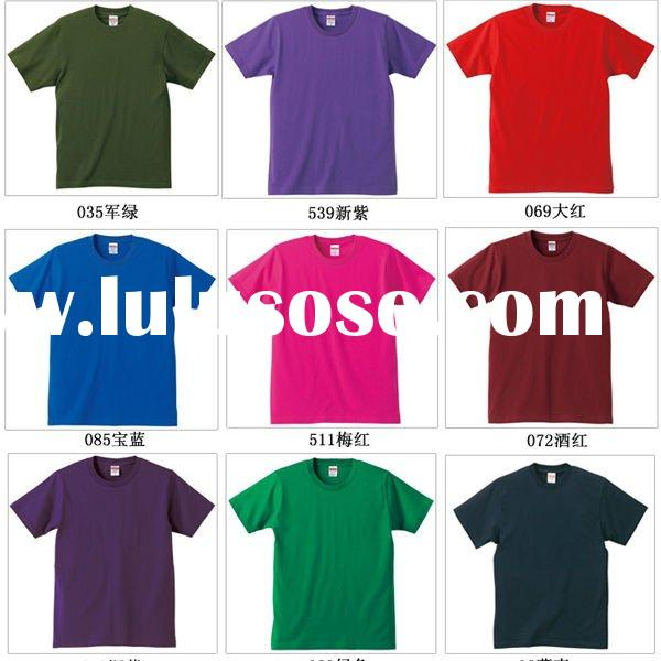 Short Sleeves Promotion T-shirt