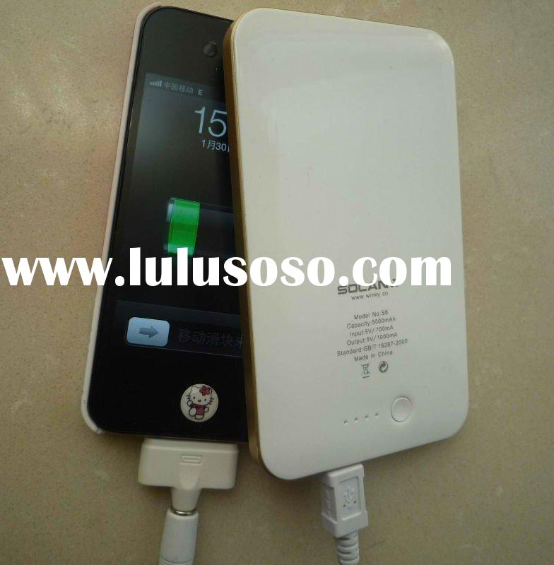 Universal charger battery for iPad