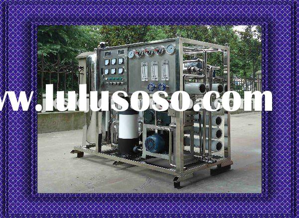 high technology Seawater desalination equipment(ISO,CE certificate)