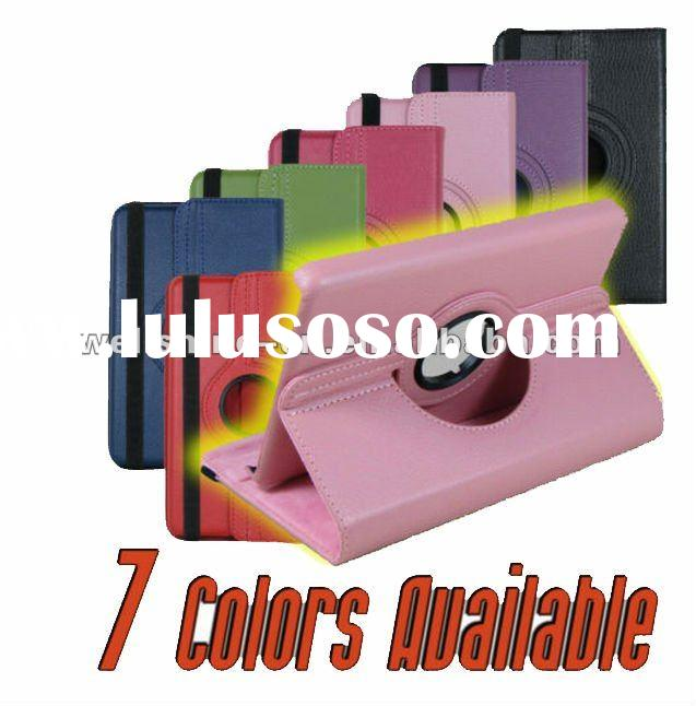 360 degree Rotating Leather case for Kindle Fire