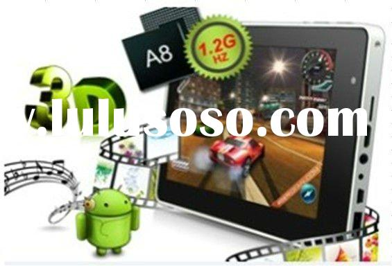 7.0 inch capacitive touch screen Andriod 4.0 OS Tablet PC