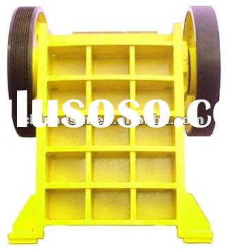 High Efficiency Jaw Crusher Manufacturer