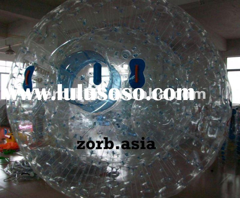 High quality PVC aqua zorb ball
