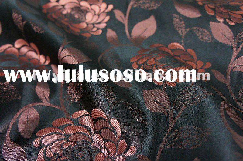 new design cheap polyester furnishing fabric