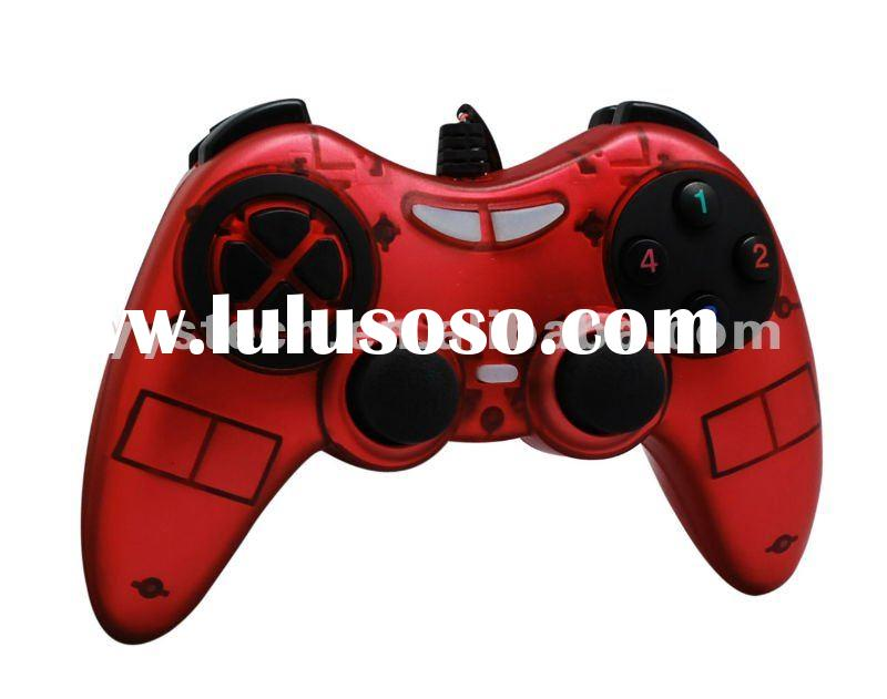 wired usb game controller,usb dual shock game pads