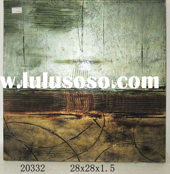 2012 new style hand painted home decor antique oil painting