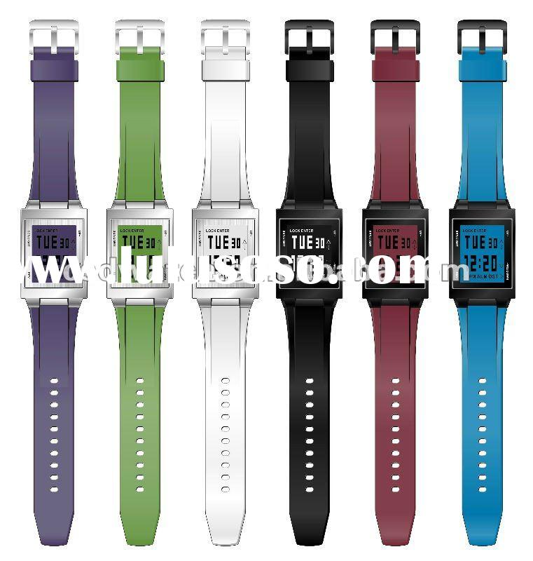 Digital Touch Screen Watch CSDDT002