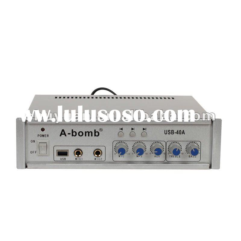Mini USB Power Amplifier USB-40A