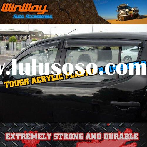RAIN SHIELD/WIND DEFLECTOR FOR TRITON L200