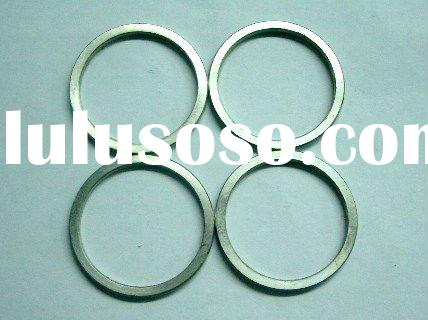 Solenoid valve adjusting liner ring for DENSO common rail injector