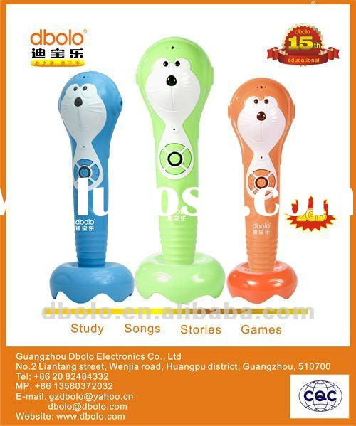 Talking and reading pen educational toy factory 2012 new