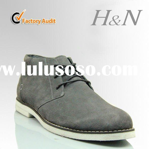2012 Leather safety shoe