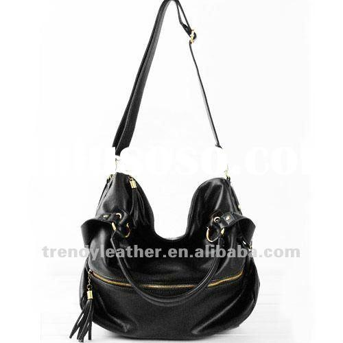 2012 fashion genuine leather handbag