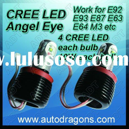 2012 new 4 LED E92 angel eye