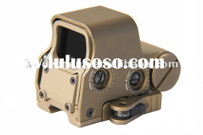 556 Sand colour red dot sight with quick release
