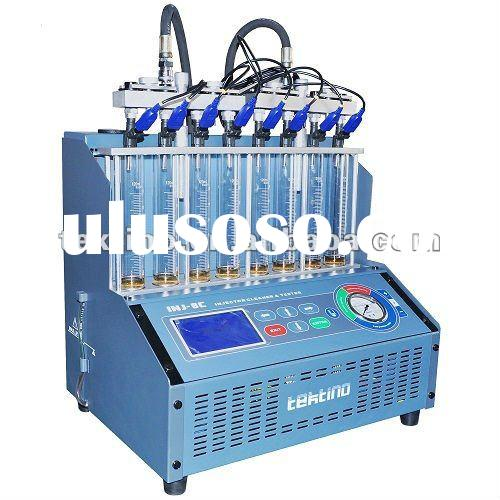 Injector Tester and Cleaner (INC-8C) with CE certification