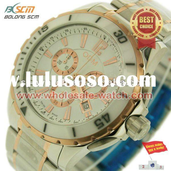 OEM for Automatic Watch with MOQ 50-100pcs Only