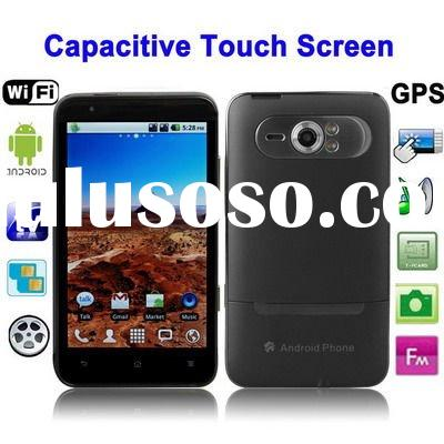 Smartphone Android 2.2 Capacitive Touch 4.3 inch GPS Mobile Phone