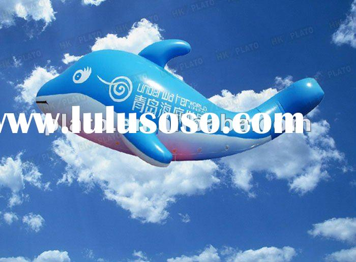 inflatable airship with customzied logo for advertising