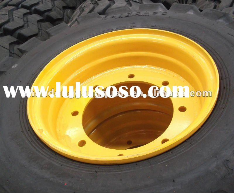 steel wheel rim for road rollers, tractors, trucks and so on