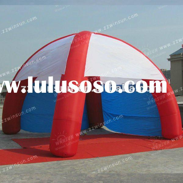 2012 hot sale advertising inflatable tent