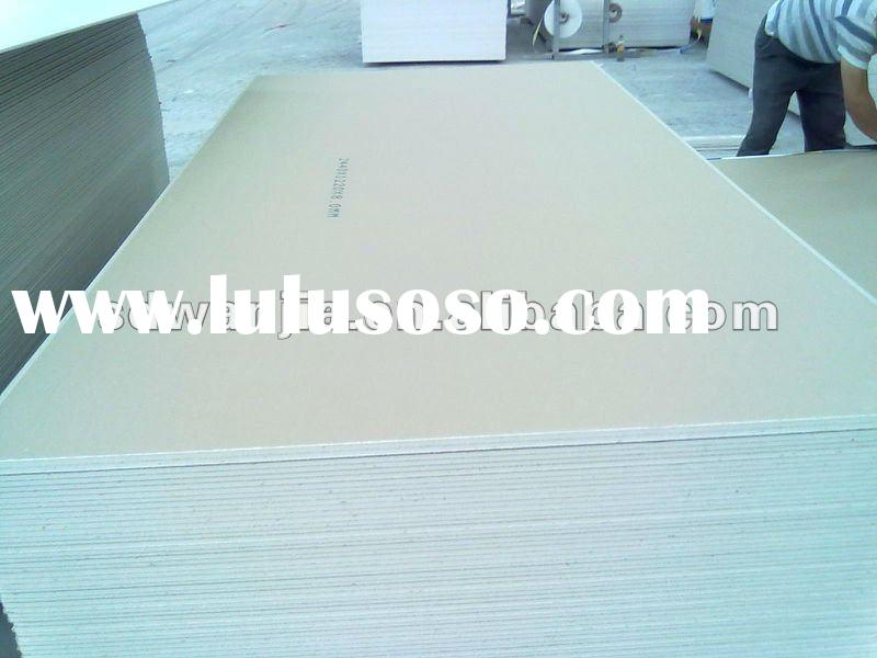 High Quality Gypsum Board For Ceiling