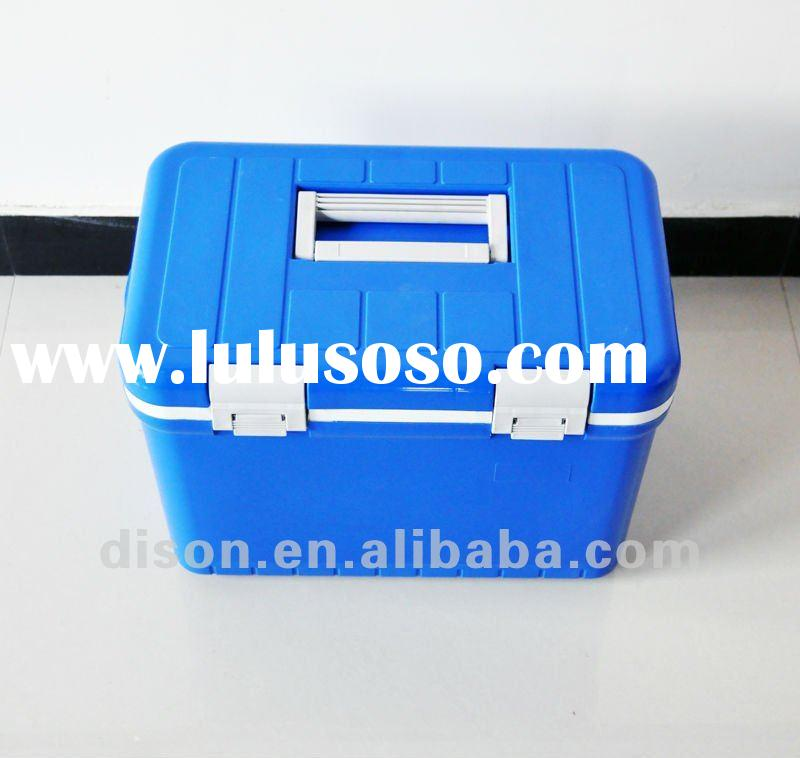 Plastic Cooler box / ice cooler box, beer cooler