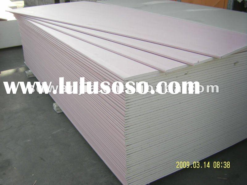 high quality Gypsum Board 1200x2400x12mm