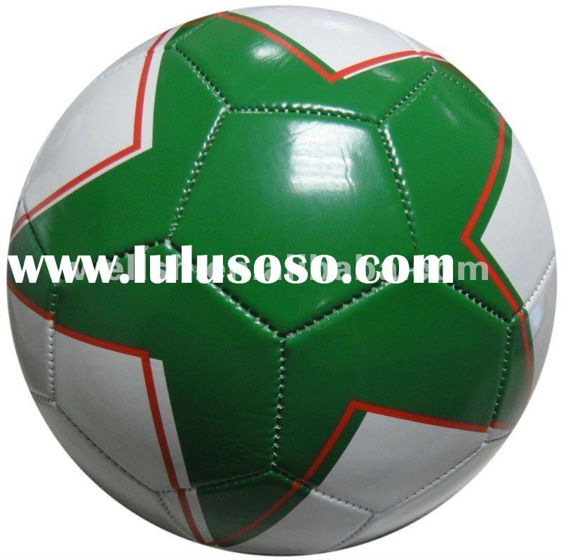 hot sales promotional soccer ball